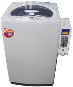 เครื่องซักผ้าหยอดเหรียญราคาถูก